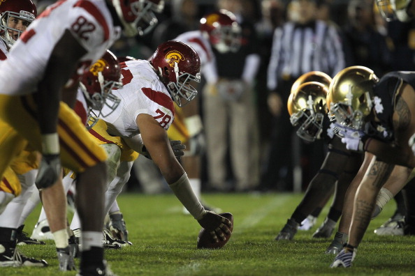 USC v Notre Dame