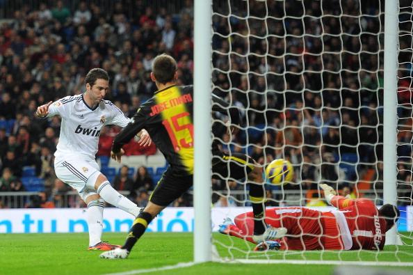 Match Review Real Madrid Real Zaragoza 4 0