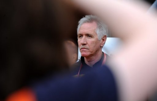 Scotsman Tom Sermanni, pictured in 2011