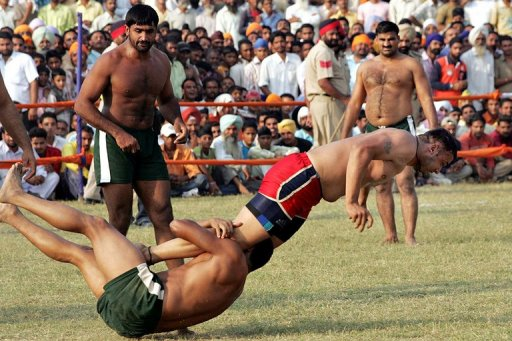 For Indian team manager Gurmail Singh, the harmony and brotherly spirit of kabaddi is what matters mos