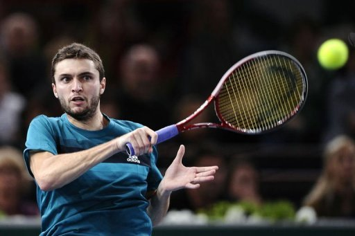 France's Gilles Simon