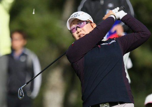 Shin Ji-Yai of South Korea