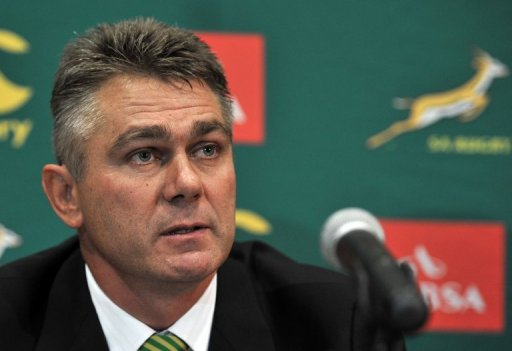 Heyneke Meyer was chosen as the new Springbok coach in January
