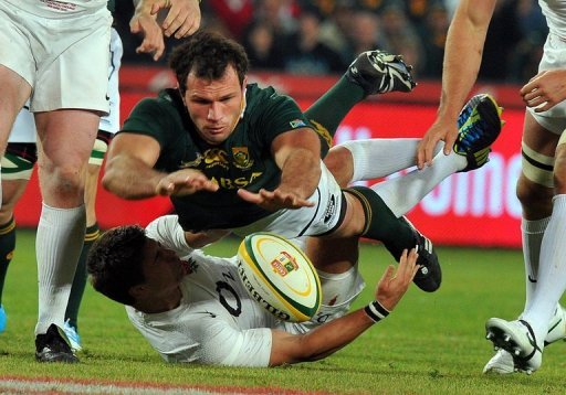 South Africa will face England on November 24