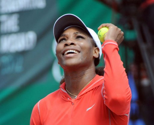 Serena Williams says she will be the world number one again