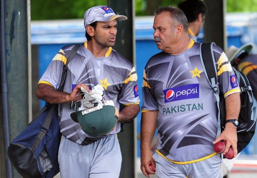 Whatmore has strongly denied wanting Hafeez replaced