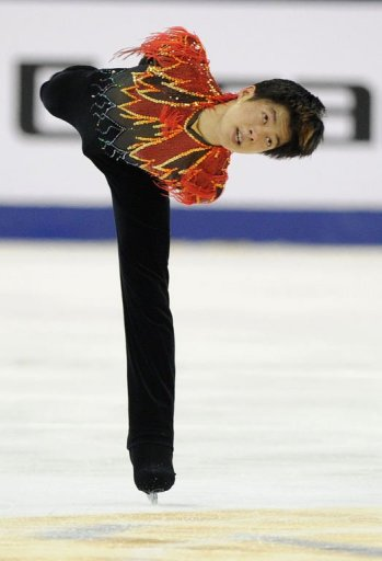 Tatsuki Machida of Japan