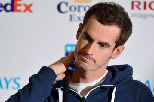 Andy Murray has set his sights on capping a glorious year by winning the season-ending ATP World Tour Finals at home