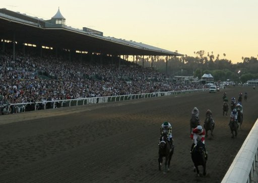 The Breeders' Cup is the richest horse race in North America