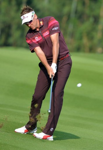 Ian Poulter claimed the $1.2 mn winner's cheque with his first individual victory of the season