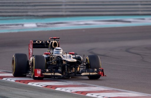 It was the first Grand Prix win by the Lotus team since 1987