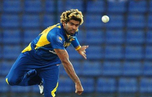 Sri Lankan cricketer Lasith Malinga