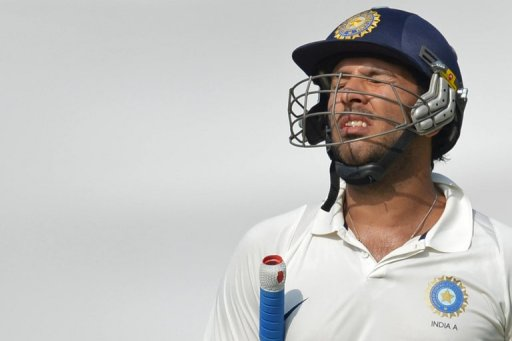 Yuvraj Singh smote a double-century on his return to domestic first-class cricket last month