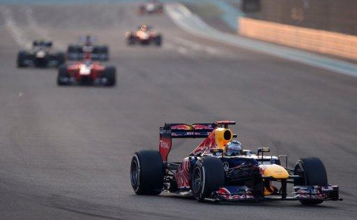 Christian Horner says Sebastian Vettel's drive in Abu Dhabi was 'phenomenal'