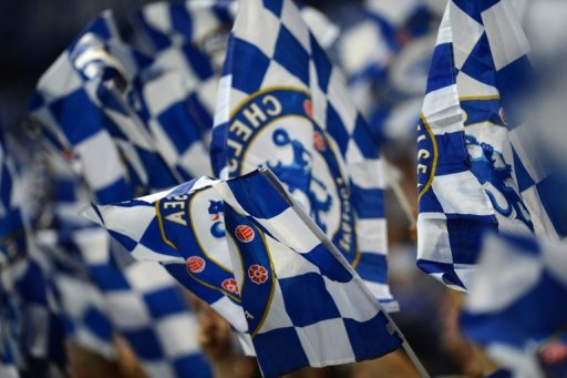 British police investigating an alleged racist gesture by a Chelsea supporter arrested a 28-year-old man on Monday