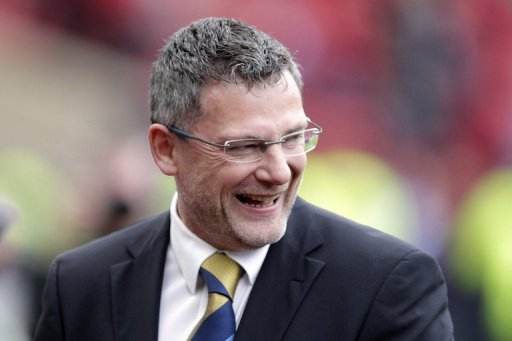 Craig Levein, pictured in 2011