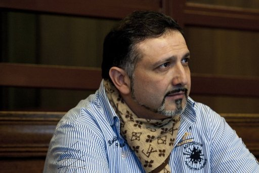 Hicham El-Halabi was jailed for six years by a court in Berlin in November last year