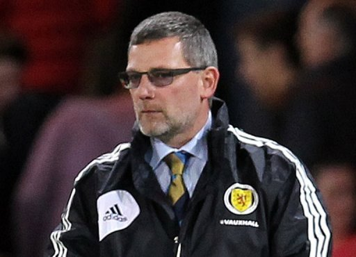 The Scottish Football Association sacked Craig Levein on Monday