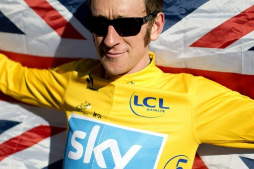 Bradley Wiggins, pictured in July