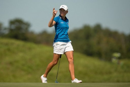 Stacy Lewis, pictured in September