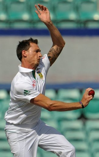 The Proteas boast Test cricket's two top-ranked bowlers -- Dale Steyn, pictured, and Vernon Philander