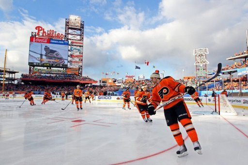 The NHL has wiped out the Winter Classic outdoor game that had been scheduled for January 1 as a result of the stalemate