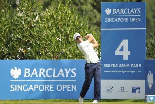 British bank Barclays will not renew its sponsorship after this year's ongoing $6 million Singapore Open tournament