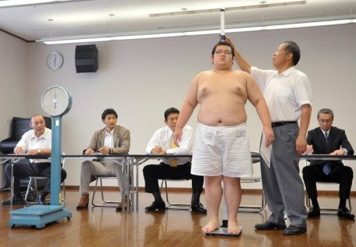 Sumo's popularity has declined amid scandals such as match-fixing, use of marijuana and illegal betting
