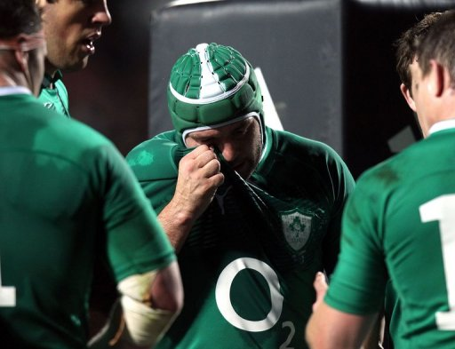 Ireland were thrashed 60-0 last time out by world champions New Zealand in Hamilton, in June