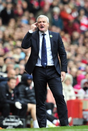 QPR manager Mark Hughes is yet to see his side win this season