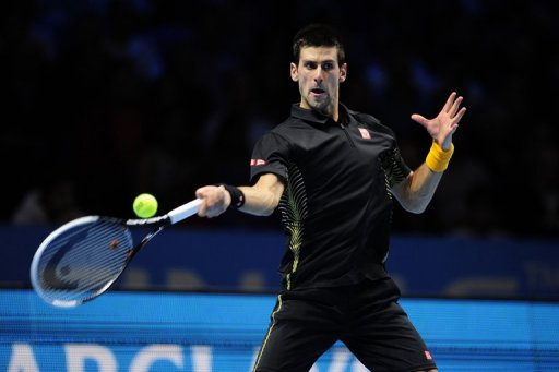 Djokovic will play defending champion Roger Federer or third seed Andy Murray