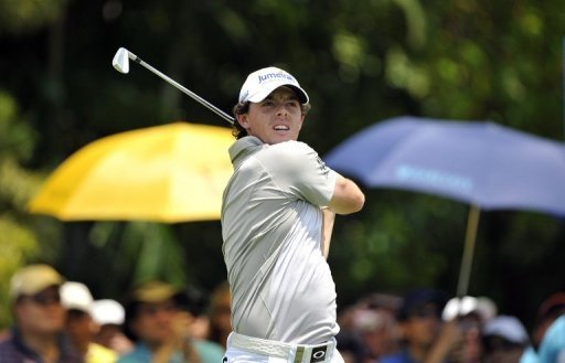 Rory McIlroy has set his sights on Colin Montgomerie's eight European merit wins, and even Jack Nicklaus's 18 Majors
