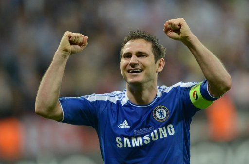 Frank Lampard has been linked since March with a move to the Chinese Super League
