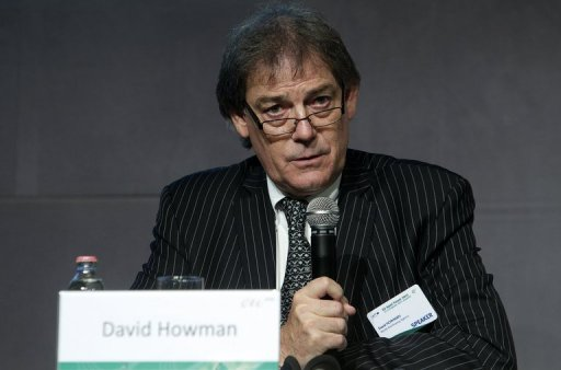 David Howman says WADA's annual funding is less than some footballers earns
