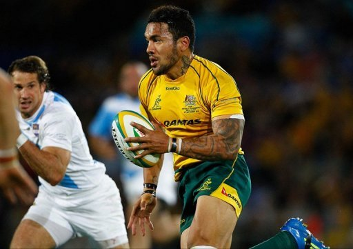 Digby Ioane expects to be fit to face England in this weekend's Cook Cup clash