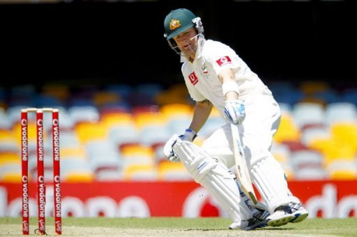 Australian skipper Michael Clarke was named the man-of-the-match for his third double-century of the year