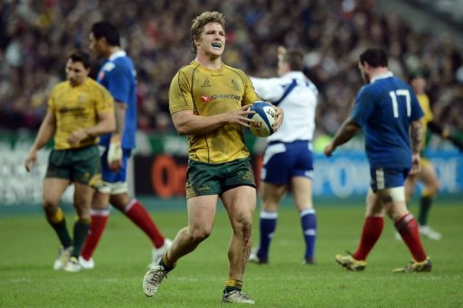 Michael Hooper has insisted he won't have any concerns about split loyalties when Australia play England on Saturday