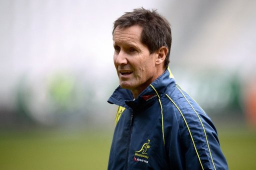Robbie Deans has been under pressure since Australia's poor Rugby Championship campaign and their 33-6 loss by France