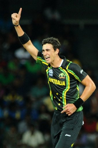 Mitchell Starc will come under consideration for Australia in next week's second Adelaide Test