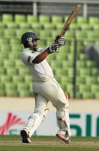 Tamim Iqbal completed his 50 today off just 38 balls