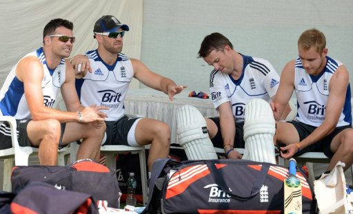 India-England Test series began in Ahmedabad on Thursday