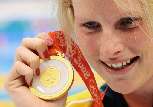 Over the course of her career, Leisel Jones won nine Olympic medals, including three gold