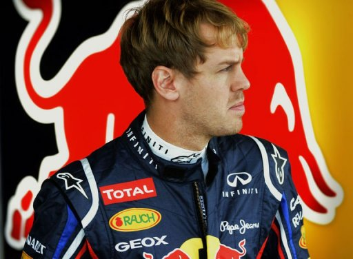 Vettel needs to outscore Fernando Alonso of Ferrari by 15 points to become the youngest triple champion in F1 history