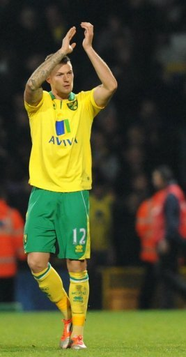 A goal from Anthony Pilkington on the hour mark sealed a remarkable win for hard-working Norwich