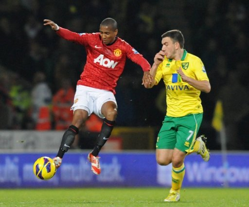 Alex Ferguson has admitted that his Manchester United side had been out-fought in their 1-0 defeat at Norwich City