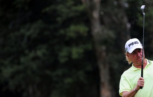 Miguel Angel Jimenez has won in Hong Kong before -- in 2004 and 2007