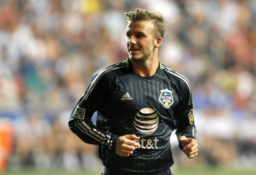 David Beckham and LA Galaxy will face Houston Dynamo in a repeat of last year's final on December 1