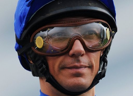 Dettori was one of five jockeys tested at Longchamp on September 16