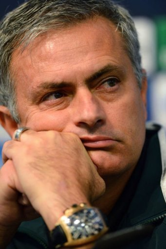 It will be Real Madrid manager Jose Mourinho's 100th match in the Champions League