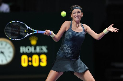 Top-ranked Victoria Azarenka of belarus will take part in the Brisbane International
